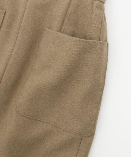 le.coeur blanc(ルクールブラン)/ポケットツキイージータイトスカート/3096044914_img05
