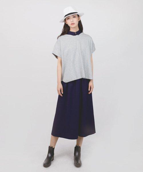 aimoha(aimoha(アイモハ))/ショートレインブーツ/qx802a_img12