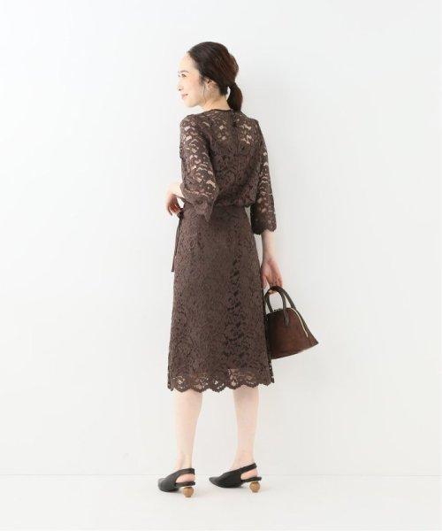 La TOTALITE(ラ トータリテ)/レースラップ風スカート/19060140592030_img02