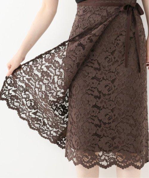 La TOTALITE(ラ トータリテ)/レースラップ風スカート/19060140592030_img13