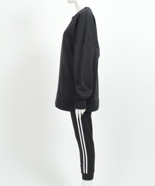 felt maglietta(フェルトマリエッタ)/裏起毛上下セット/h098_img02
