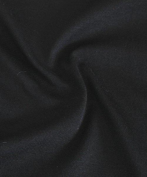 Amulet(アミュレット)/シンプルニットカーディガン レディース 無地 黒 ブラック グレー レッド トップス 伸縮性 春【vl-5149】/vl-5149_img25