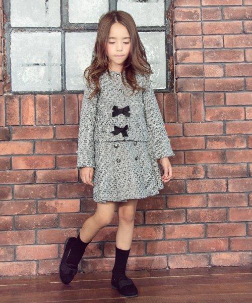 Rora(ローラ)/ツイード スカート&ジャケット 上下セット/10005406_img02