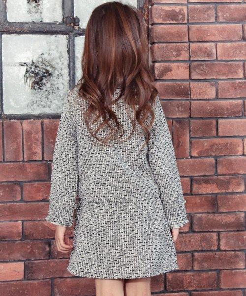 Rora(ローラ)/ツイード スカート&ジャケット 上下セット/10005406_img06