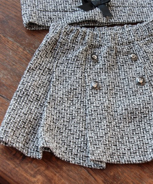 Rora(ローラ)/ツイード スカート&ジャケット 上下セット/10005406_img10