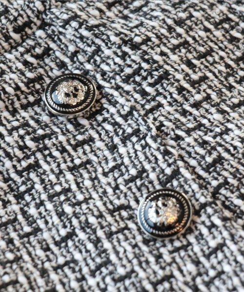 Rora(ローラ)/ツイード スカート&ジャケット 上下セット/10005406_img11
