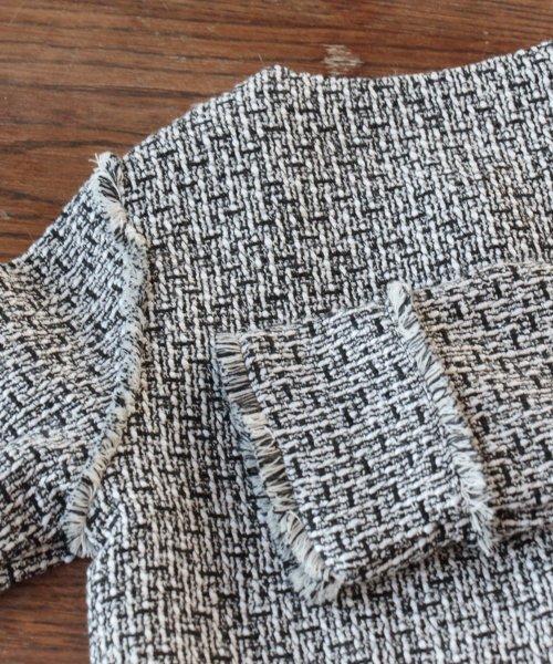 Rora(ローラ)/ツイード スカート&ジャケット 上下セット/10005406_img12