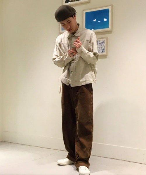 GLOSTER(GLOSTER)/【DANTON/ダントン】ビエラGジャン #JD-8975/9-0619-5-54-011_img01