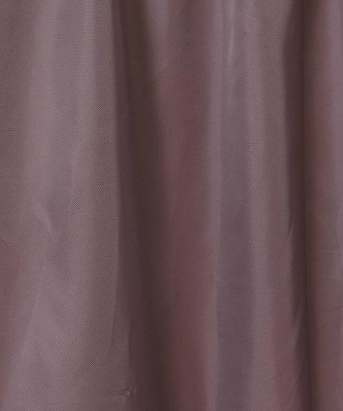 31 Sons de mode(トランテアン ソン ドゥ モード)/【美人百花11月号掲載】リラックスVニットプリーツペチスカートワンピース/0079054_img14