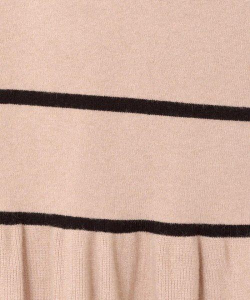 MISCH MASCH(ミッシュマッシュ)/【美人百花11月号掲載】ライン配色マーメイドニットスカート/850010252451992_img06