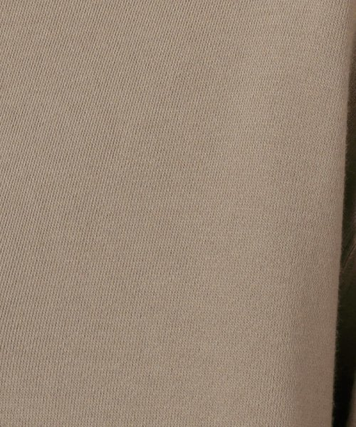 FREDY REPIT(フレディレピ)/裏毛ワイドパーカー/9-0012-5-23-007_img07