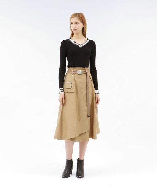 LOVELESS WOMEN(ラブレス ウィメンズ)/◆◆ワークポケット タスラン スカート/62S51211--_img02