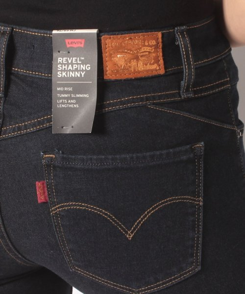 LEVI'S LADY(リーバイス レディース)/REVEL SHAPING SKINNY BEND THE RULES/362660009_img04
