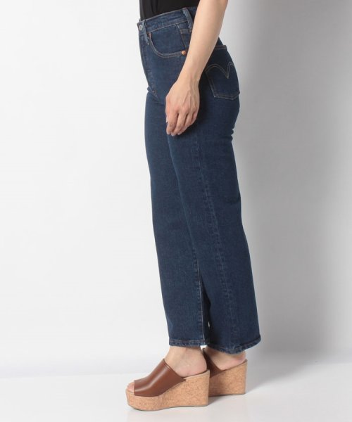 LEVI'S LADY(リーバイス レディース)/RIBCAGE STRAIGHT ANKLE LIFE'S WORK/726930002_img01