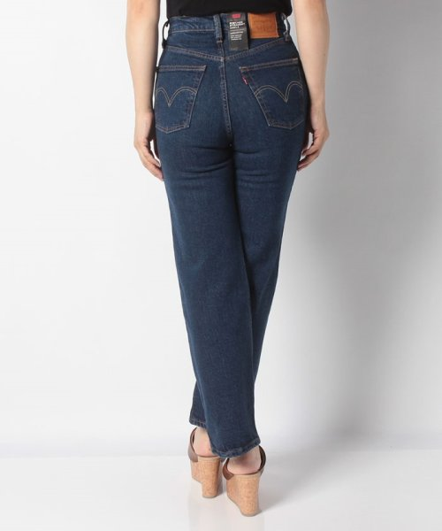 LEVI'S LADY(リーバイス レディース)/RIBCAGE STRAIGHT ANKLE LIFE'S WORK/726930002_img02