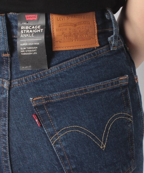 LEVI'S LADY(リーバイス レディース)/RIBCAGE STRAIGHT ANKLE LIFE'S WORK/726930002_img04