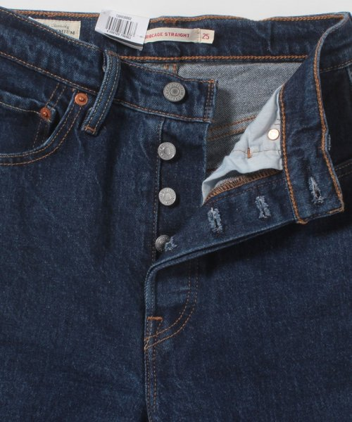 LEVI'S LADY(リーバイス レディース)/RIBCAGE STRAIGHT ANKLE LIFE'S WORK/726930002_img05