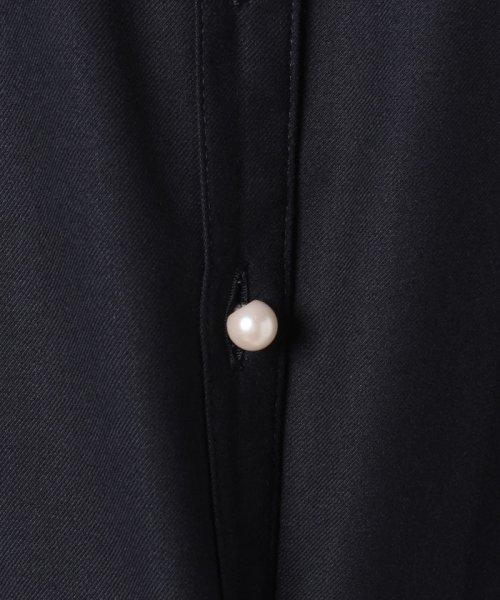 TONAL(トーナル)/【セットアップ対応商品】【TV着用】パール釦オープンシャツ/009210041_img28