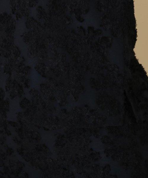 Couture Brooch(クチュールブローチ)/【WEB限定サイズ(LL)あり/手洗い可】カットジャガードブラウス/20190250887004_img07