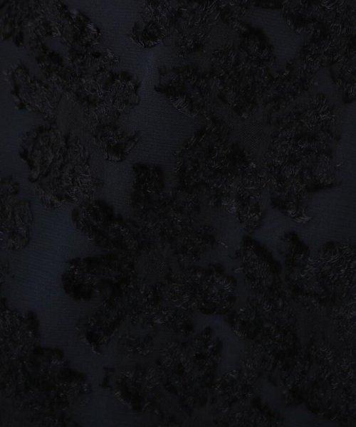 Couture Brooch(クチュールブローチ)/【WEB限定サイズ(LL)あり/手洗い可】カットジャガードブラウス/20190250887004_img08