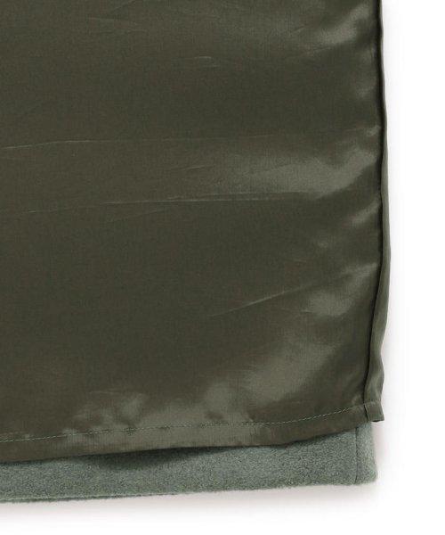 S.ESSENTIALS(エス エッセンシャルズ)/SUPER100'S ミルドパイルアクアジャージー ロングタイトスカート/P6S13255--_img11