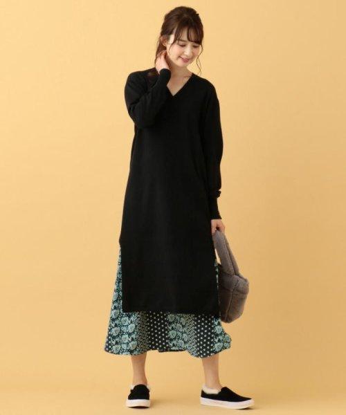 anySiS(エニィ スィス)/【洗える】パネルプリントロング スカート/SKWPKW0001_img03