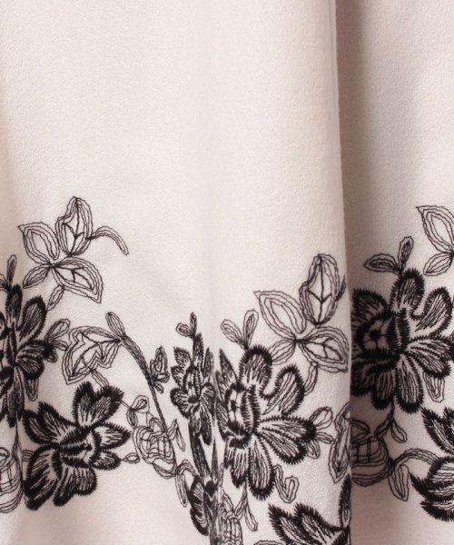 LAISSE PASSE(レッセ・パッセ)/ジョーゼット刺繍ワンピース/3211419658_img08