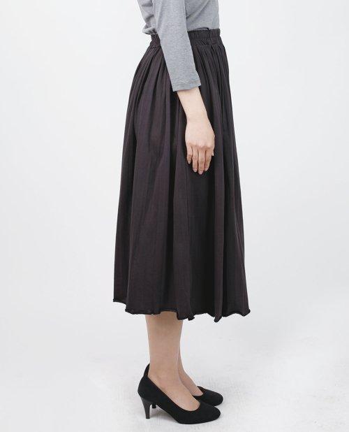 aimoha(aimoha(アイモハ))/フレアコットンスカート フレアスカート レディース 膝丈 ロング ロングスカート スウェットスカート レディース スカート ロングスカート 春スカート コットン/moha41135a_img13