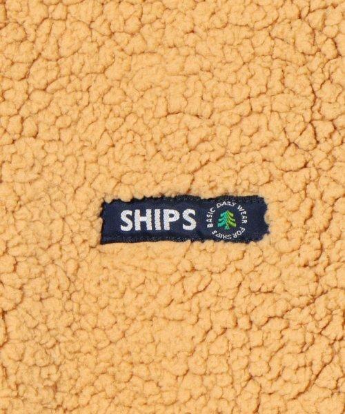 SHIPS KIDS(シップスキッズ)/SHIPS KIDS:ボア リバーシブル フード ジャケット(145~160cm)/514050323_img09