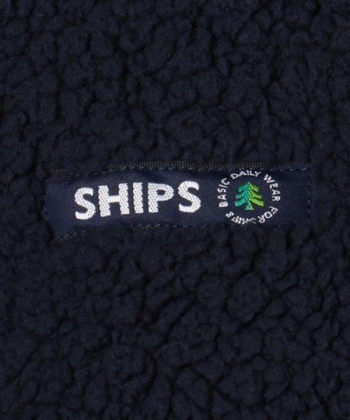SHIPS KIDS(シップスキッズ)/SHIPS KIDS:ボア リバーシブル フード ジャケット(145~160cm)/514050323_img10