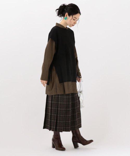 SHIPS WOMEN(シップス ウィメン)/ニットベスト/316640023_img16