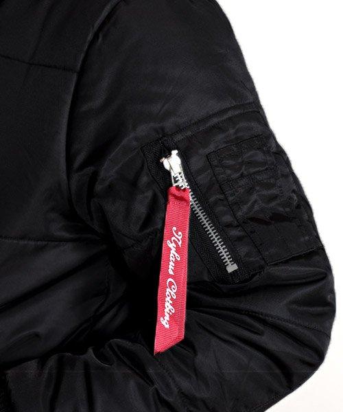 LUXSTYLE(ラグスタイル)/フード付きMA-1/MA-1 MA MA1 メンズ ジャケット/pm-8744_img12