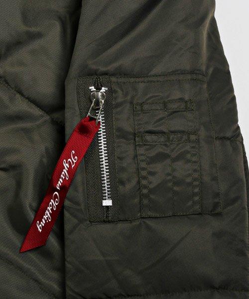 LUXSTYLE(ラグスタイル)/フード付きMA-1/MA-1 MA MA1 メンズ ジャケット/pm-8744_img16