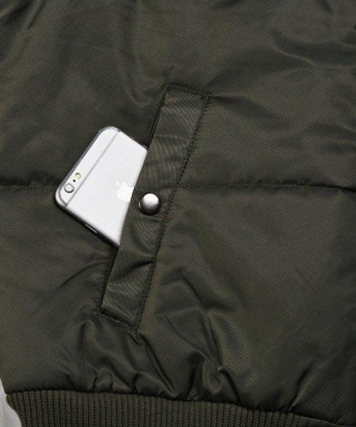 LUXSTYLE(ラグスタイル)/フード付きMA-1/MA-1 MA MA1 メンズ ジャケット/pm-8744_img17
