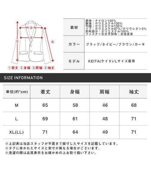 LUXSTYLE(ラグスタイル)/フード付きMA-1/MA-1 MA MA1 メンズ ジャケット/pm-8744_img22