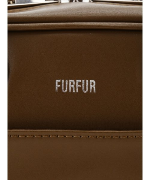 FURFUR(FURFUR)/ロゴミニボストンバッグ/RWGB195506_img08