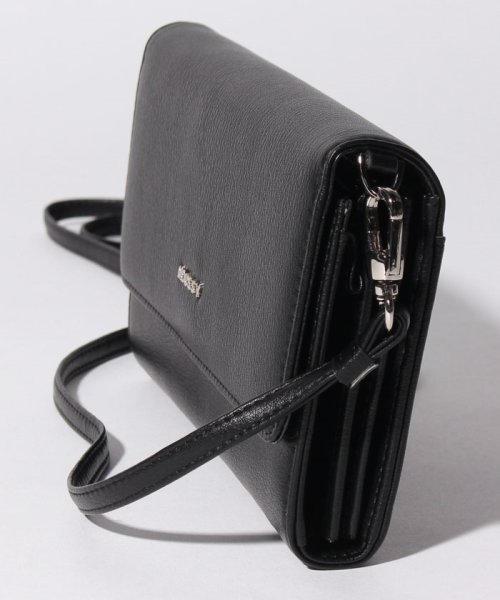 MOUSSY(BAG)(マウジー(バッグ))/【MOUSSY】 SIMPLE SHOUDER FLAP SHOUDER/M01100056_img01