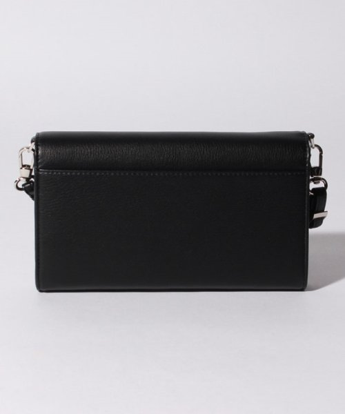 MOUSSY(BAG)(マウジー(バッグ))/【MOUSSY】 SIMPLE SHOUDER FLAP SHOUDER/M01100056_img02