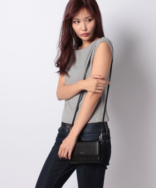MOUSSY(BAG)(マウジー(バッグ))/【MOUSSY】 SIMPLE SHOUDER FLAP SHOUDER/M01100056_img05