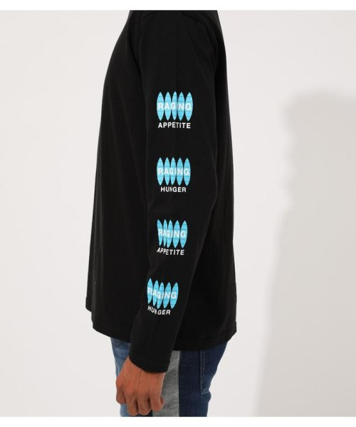AZUL by moussy(アズールバイマウジー)/DIFFRENT GRAPHIC LONG TEE/251CAM90-425H_img15