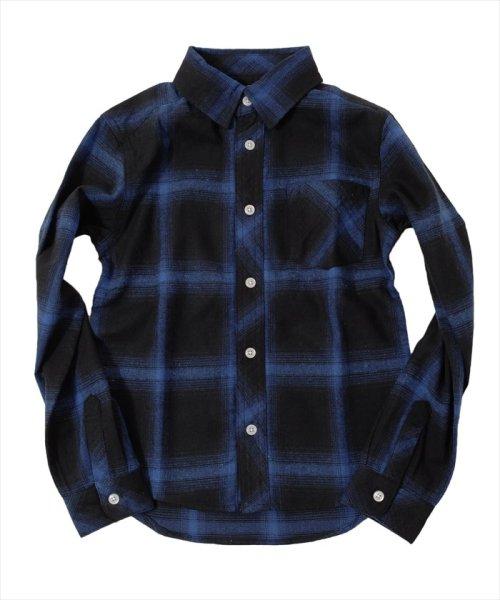 GLAZOS(グラソス)/ネルチェックシャツ/3793203_img11