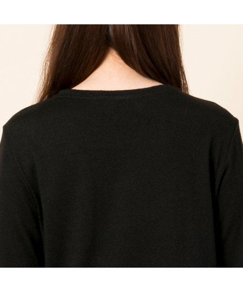 Fitme moi(フィットミーモア)/あったかベルマーダックスフンドTシャツ[アンサンブル対応]/57121038_img10