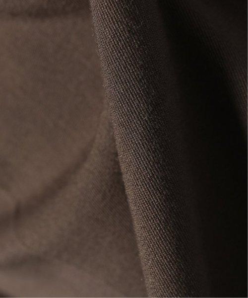 EDIFICE(エディフィス)/CELLARDOOR / セラードアー タックパンツ BALLET/19030310320030_img16