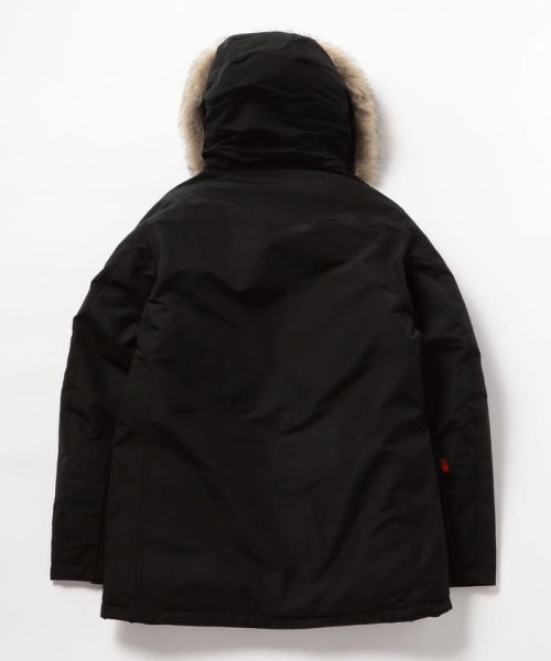 NOLLEY'S goodman(ノーリーズグッドマン)/【至極の逸品】【WOOLRICH / ウールリッチ 】 ARCTIC PARKA (WOCPS2919)/9-0648-6-58-601_img02