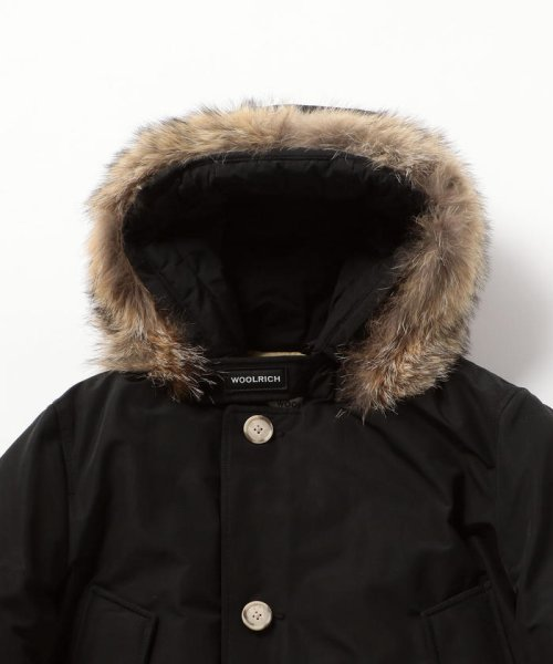 NOLLEY'S goodman(ノーリーズグッドマン)/【至極の逸品】【WOOLRICH / ウールリッチ 】 ARCTIC PARKA (WOCPS2919)/9-0648-6-58-601_img03