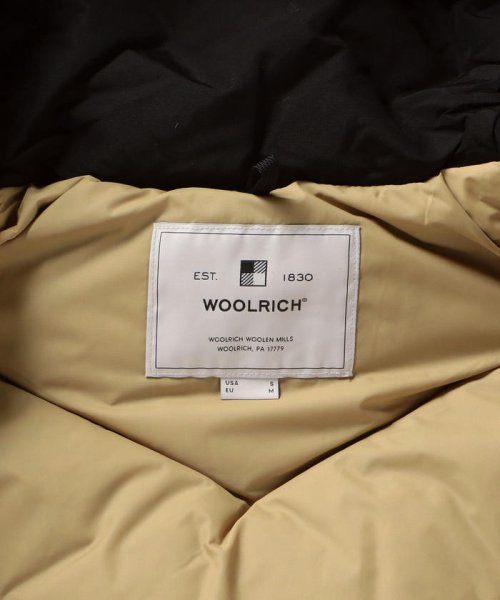NOLLEY'S goodman(ノーリーズグッドマン)/【至極の逸品】【WOOLRICH / ウールリッチ 】 ARCTIC PARKA (WOCPS2919)/9-0648-6-58-601_img11