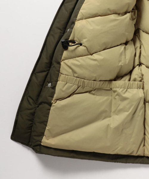 NOLLEY'S goodman(ノーリーズグッドマン)/【至極の逸品】【WOOLRICH / ウールリッチ 】 ARCTIC PARKA (WOCPS2919)/9-0648-6-58-601_img13