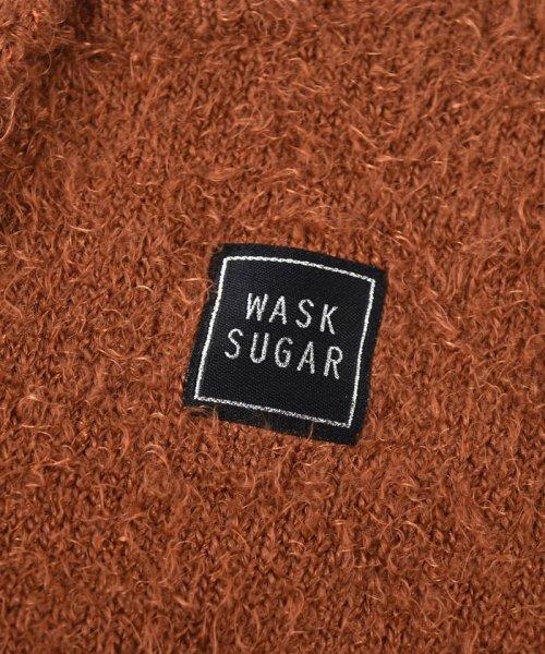 WASK(ワスク)/シャギーニットカーディガン/1345180355_img04