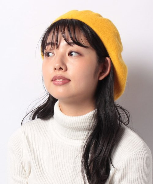 SISLEY(シスレー(レディス))/ウールベレー帽/19A6GCVW41A4_img08