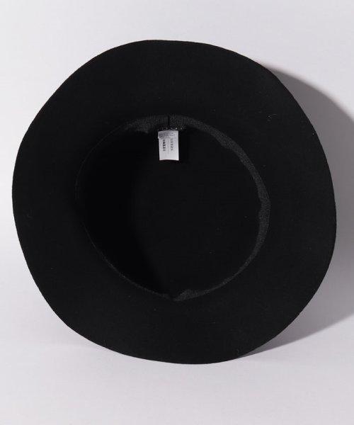 SISLEY(シスレー(レディス))/ウールフェイクレザーリボンハット・帽子/19A6GCVW41A5_img05